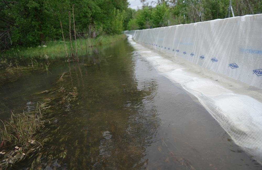 Flood Defense Group – Boise, Idaho Flood Protection Barrier