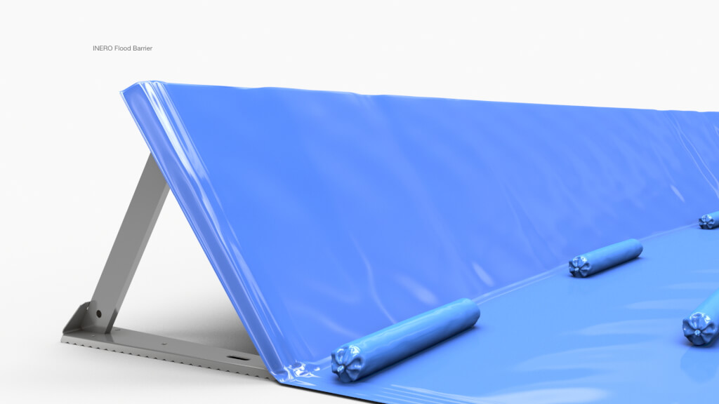 INERO Graphic Flood Barrier with Liner